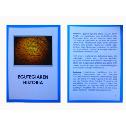 Historia del calendario en euskera